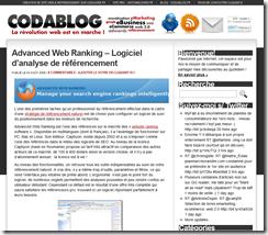 Codablog